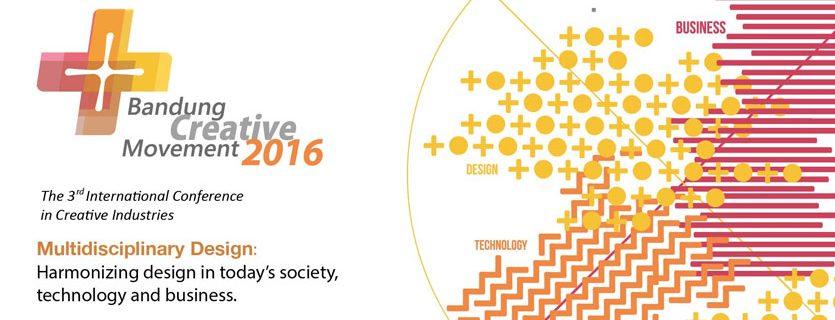 Bandung Creative Movement 2016